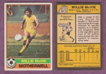 Motherwell Willie McVie 57